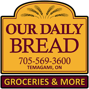 Our Daily Bread – Temagami, Ontario
